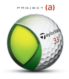 TaylorMade 2016 Project (a) Golf Ball Construction