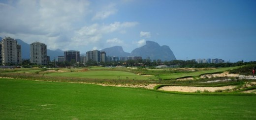 Olympic Golf Course in Rio de Janeiro, Brazil, image: wikipedia.org