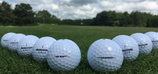 Bridgestone e6 Soft and e6 Speed Golf Balls