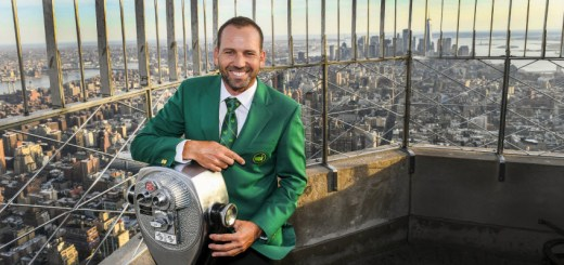Sergio Garcia in NYC after Masters Victory, image: golfhub24.com