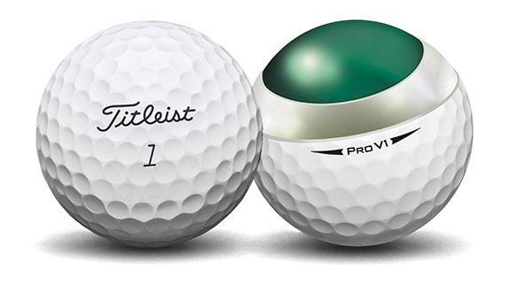 What Are Golf Balls Made Out Of?