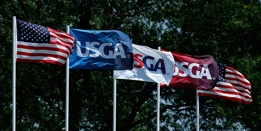 United States Golf Association Flags, image: golfchannel.com