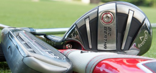 Callaway Big Bertha Hybrid Club, image: mygolfspy.com