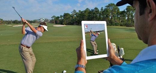 V1 Golf App, image: miasportssolutions.com