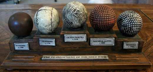 Golf Balls of the Past, image: ldgmag.com