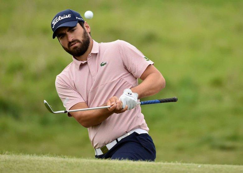 La première d'Antoine Rozner sur le PGA Tour !
