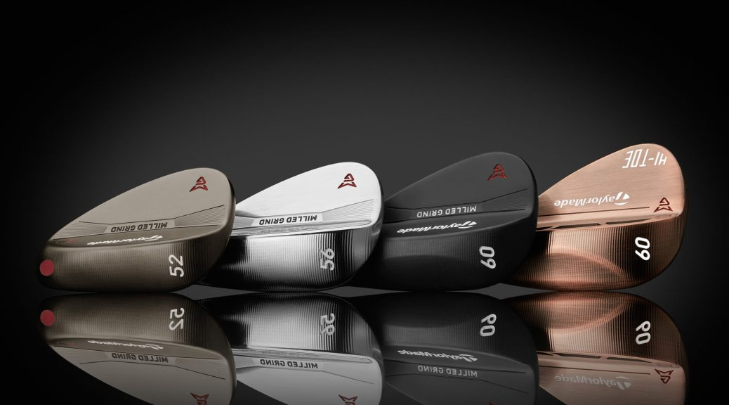 TaylorMade MG Wedges