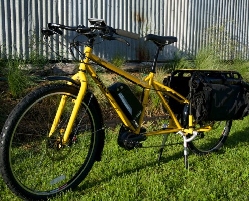 Surly Big Dummy Electric Sunshine