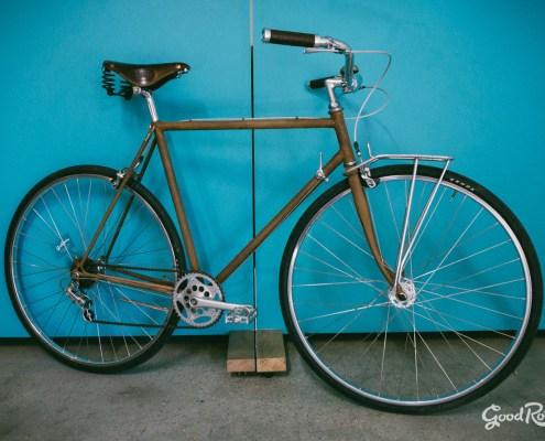 'Cedric' Rust Racer
