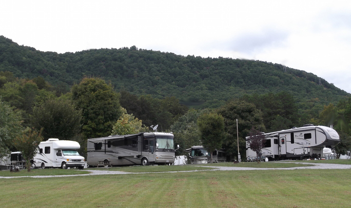 Raccoon mountain campground and caverns,chattanooga, tennessee. Raccoon Mountain Campground In Tn Rv Adventure And Comfort