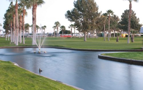 Westwind RV & Golf Resort