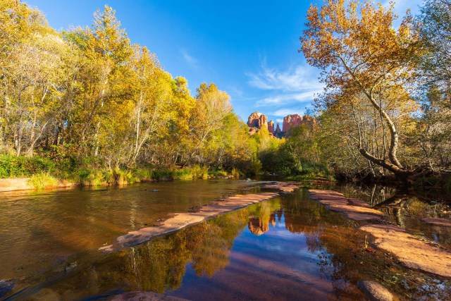 Glow West: Dazzling Fall Colors in Arizona, New Mexico and Nevada