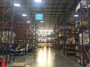 Newgistics Inventory Management