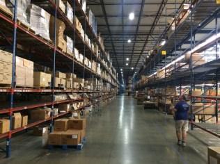 Newgistics Inventory