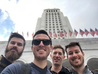 GORUCK Star Course_Los Angeles_City Hall