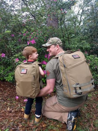 Ruck with Dad