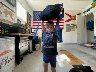 kids Ruck_garage gym