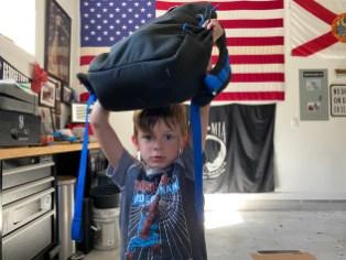 jack garage gym_embrace the suck