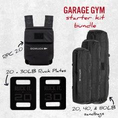 Garage Gym Starter Bundle