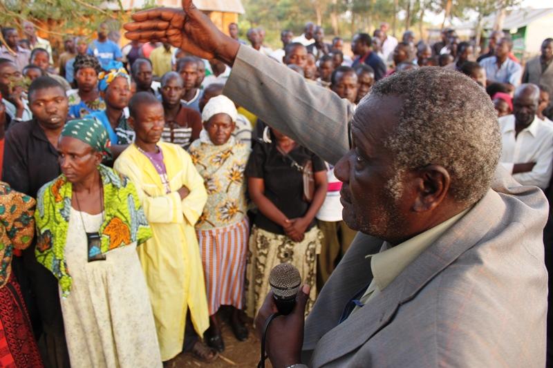 Daniel innbyr til frelse fra en møtekampaneje