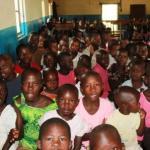 Barna på søndags skolen