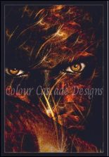 Colour Cascade Designs Logan Knight Anger Burns