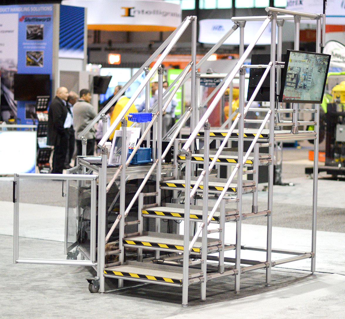 Pipe and Joint Form Rack Solutions Keep Getting More Customizable
