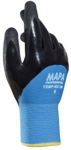 Temp-Ice Double-Lined Knit Cold Protection Gloves