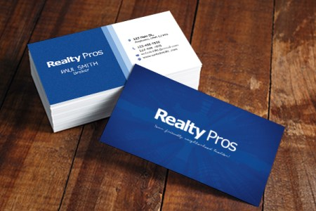 10 Free Real Estate Business Card Templates  PSD  PDF      GotPrint Blog Preview Real Estate BC 03