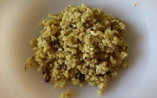 Critique salade de quinoa de Carte Nature (3/3)