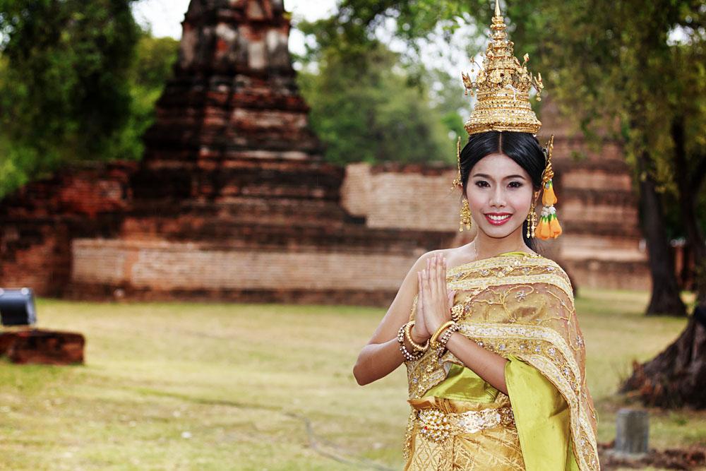 Customs Social Thailand