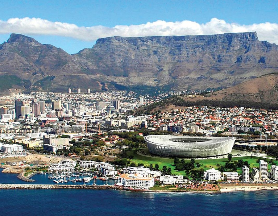 South Africa's Iconic Table Mountain in Cape Town | Goway