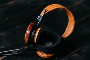 Grado Labs GS2000e Headphones First Shoot