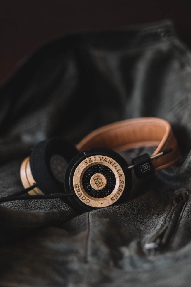 EJ Vanilla Brandy Grado Headphone Collaboration