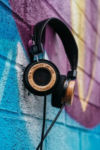 Brooklyn Street Liberte Grado Headphones