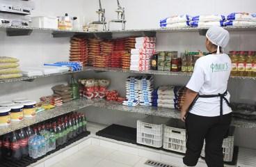 Controle de estoque para restaurantes