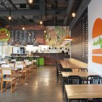 This Burger Spot Fuses Industrial Style A Community Feel