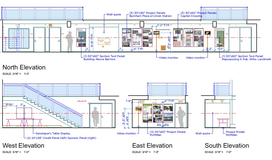 AIA|DC Chooses ArchiCAD for Exhibit Design
