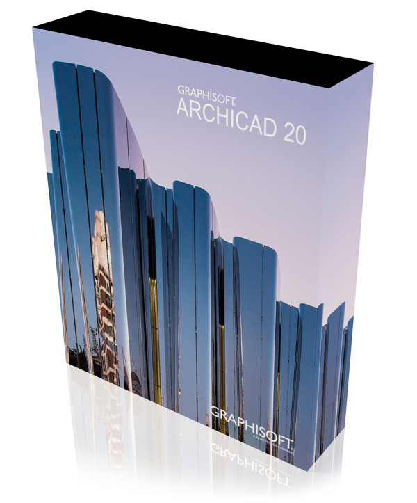 GRAPHISOFT ARCHICAD 20