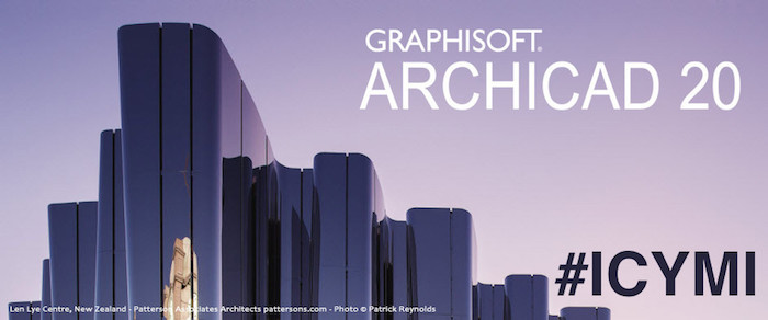All the Changes in ARCHICAD 20 that we love, but won't be Advertised