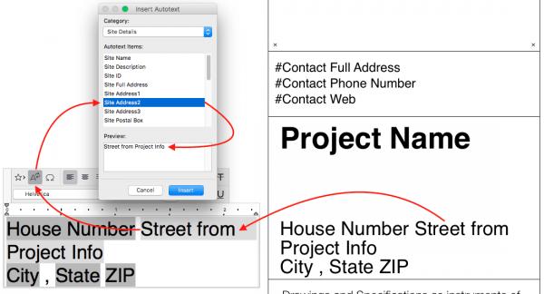 title-block-autotext-project-info