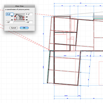Align View – Creative Imaging in ArchiCAD