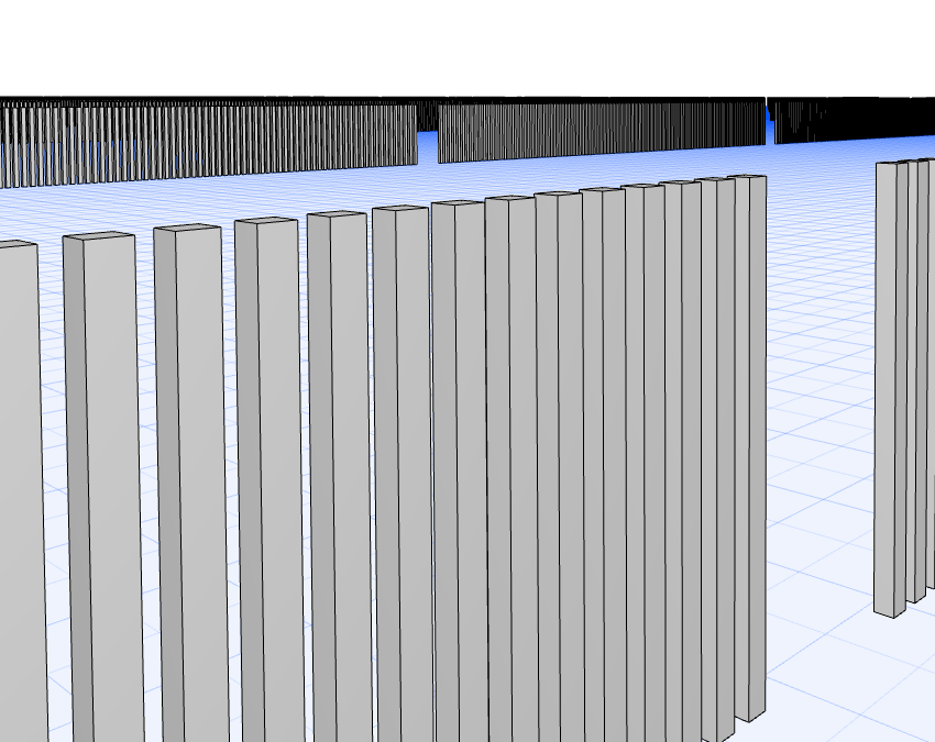 Understanding what contributes to ArchiCAD file size