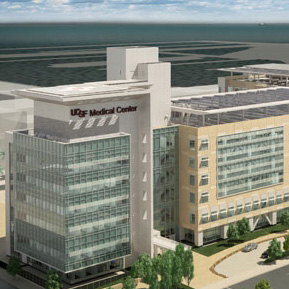 Combining BIM with Alternative Project Delivery. UCSF Mission Bay Hospital.