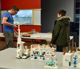 LEGO Workshop | Foto: Schnuppe von Gwinner