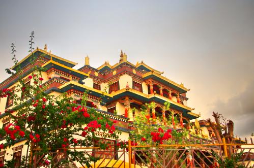 Kathmandu monastery