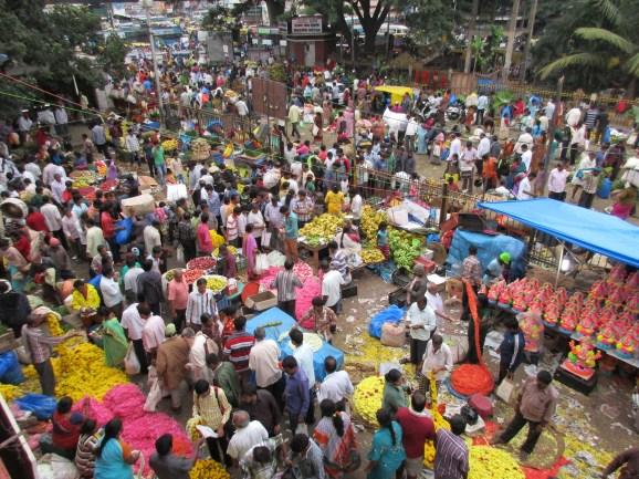 bangalore, India market