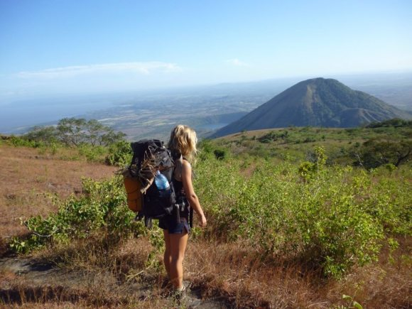 Climb Volcan El Hoyo