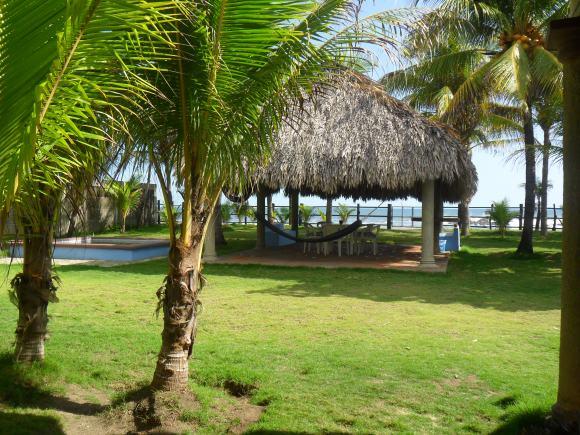relaxing in Nicaragua