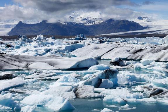 Virkisjökull Glacier